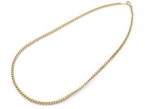 金のネックレス K18