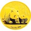 中華人民共和国 パンダ金貨